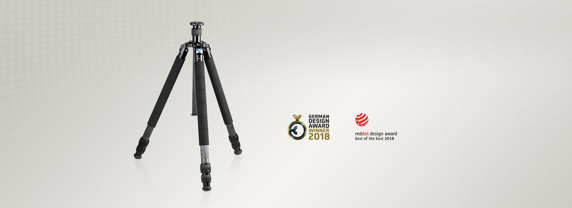 R-3213X 최대지지하중 30kg, 최대높이 263cm인 RX 시리즈 삼각대는 대형 카메라 및 장망원 렌즈를 사용하는 프로사진가와 아마추어 모두에게 적합한 삼각대입니다.