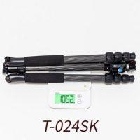 여행용 삼각대의 기준 시루이 T-024SK (vs T-024K vs T-025SK)