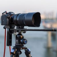 시루이 TY-350 망원렌즈 서포트 플레이트   Sirui TY-350 Review