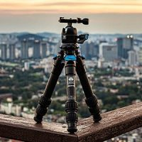 미니 삼각대의 끝 - 시루이 AM-223 + B-00K kit 리뷰