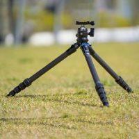 미러리스 카메라용 5단 트래블러 삼각대 시루이 AM-225, B-00K KIT Review